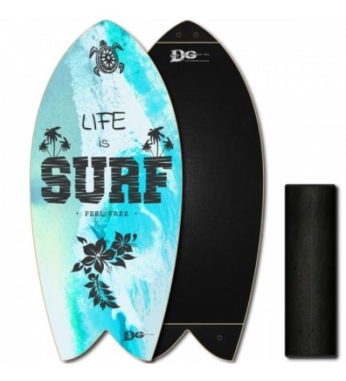"Баланс серф ""Шортборд"" Life is Surf"
