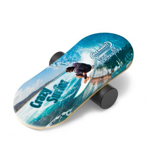 Баланс борд Elements Сrazy surfer