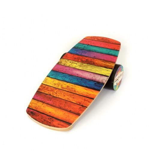 "Баланс борд ""Pro Balance"" Color Wood"