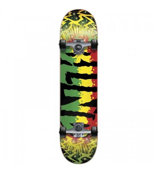 Скейтборд Blind S6 Groovy Rasta FUL 7.625