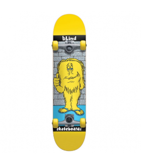 Скейтборд Blind S5 Looney Monster Youth Yellow MIN 7.0