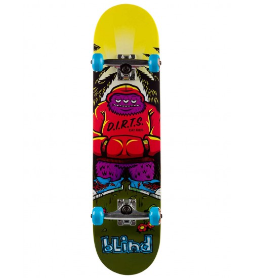 Скейтборд Blind S6 D.I.R.T.S. Hood Monster FUL 7.875