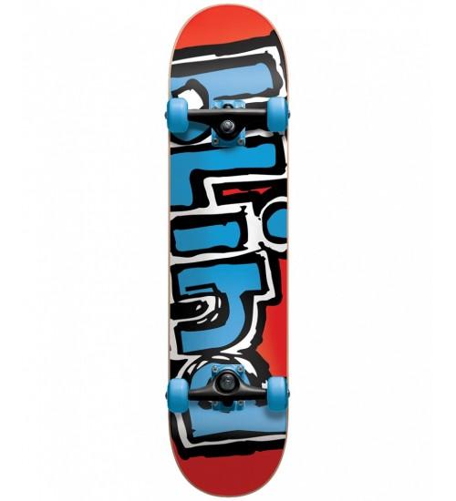 Скейтборд Blind S6 Matte OG Logo Blue FUL 8.0