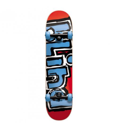 Скейтборд Blind S5 Matte OG Logo Red/Blue FUL 7.7
