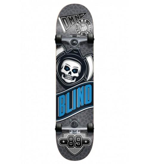Скейтборд Blind S6 Reaper Crew Grey/Black MID 7.5