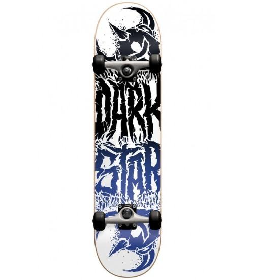Скейтборд Darkstar S6 Reverse FP Black/Blue FUL 8.0