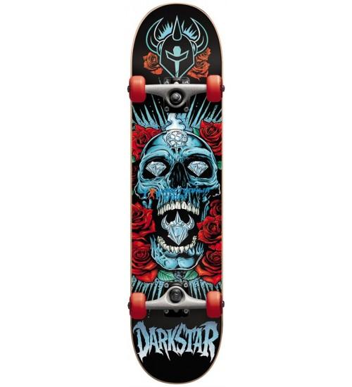 Скейтборд Darkstar S6 Roses FP Red FUL 7.75