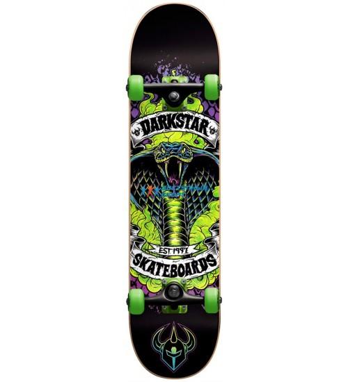 Скейтборд Darkstar S6 Python FP Green FUL 7.75