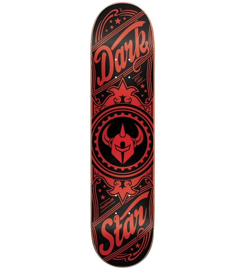 Скейтборд Darkstar S5 Vintage Sl red