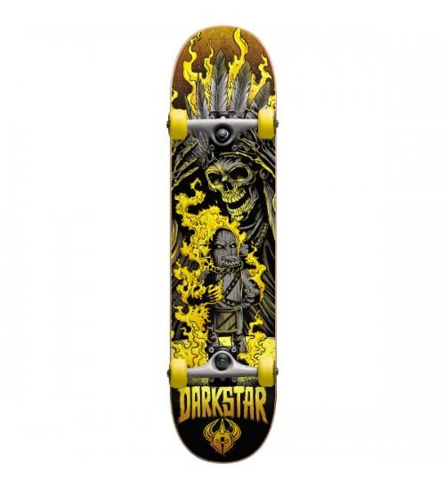 Скейтборд Darkstar S6 Torch Youth Yellow Mic 6.75
