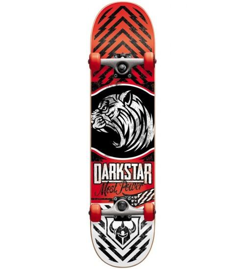 Скейтборд Darkstar S6 Lion Youth Soft Top Red Mic 7.625