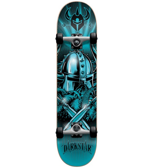 Скейтборд Darkstar S5 Radiant FP Aqua FUL 8.0
