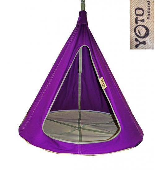 Гамак YOTO 140 см Фиолетовый