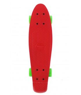 Миниборд Hubster Cruiser 22 Red