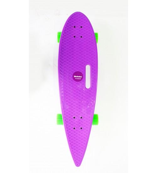 Миниборд Hubster Cruiser 36 Фиолетовый