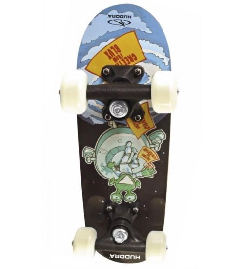 Скейтборд HUDORA MINI XXS Frog