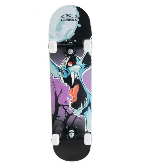 Скейтборд HUDORA SKILL BEAST ABEC 7