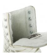 Фигурные коньки СК Princess Fur