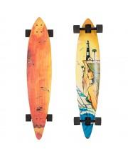 """Лонгборд Lboard девушка на пляже 46"""""""