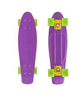 Миниборд LBoard 22 mono purple