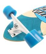Лонгборд Santa Cruz Azul Dot Pintail Cruzer 9.58 x 39.0