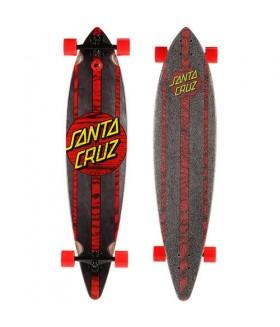 "Лонгборд Santa Cruz Black Mahaka Pintail Cruzer 9.9 in 43.5"""