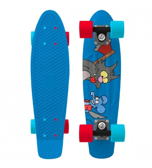 Пенни Борд PENNY Simpsons 22 Ltd Itchy Scratchy