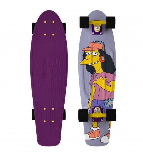 Пенни Борд PENNY Simpsons 27 LTD Rock on Little Dudes