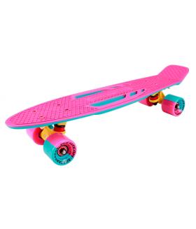 """Миниборд Shark 22"""" pink"""