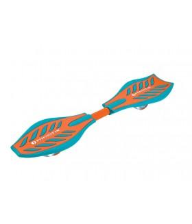 Двухколесный скейтборд Razor Ripstik Bright синий - оранжевый