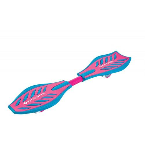 Двухколесный скейтборд Razor Ripstik Bright синий - розовый