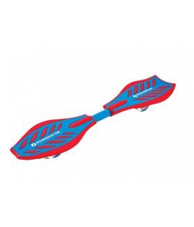 Двухколесный скейтборд Razor Ripstik Bright красно-синий