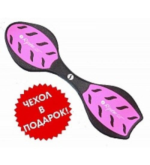 Двухколесный скейтборд Razor Ripster Air розовый