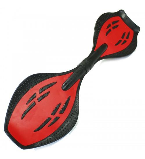 Двухколесный скейт Dragon Board Surf Junior красный