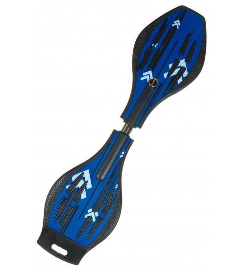 Двухколесный скейт Dragon Board Line синий