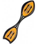 Двухколесный скейт Rollersurfer X-Blade, желтый