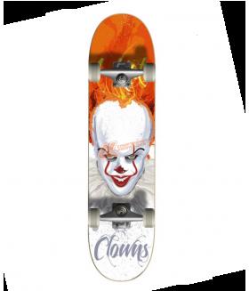 Cкейтборд СК Clown