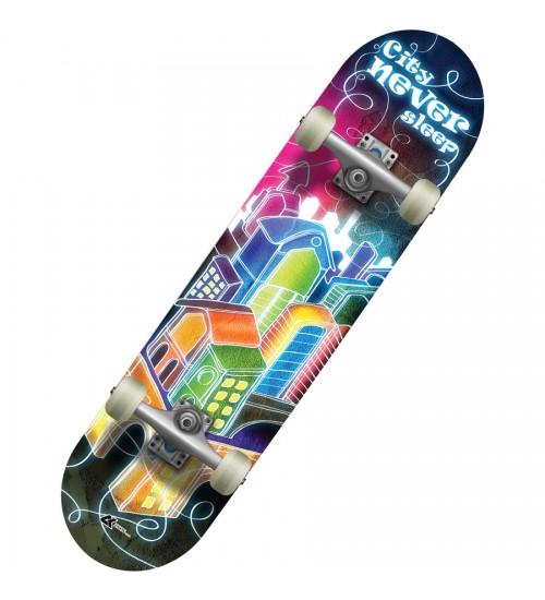 Скейтборд SC СК (Спортивная Коллекция) Nigth